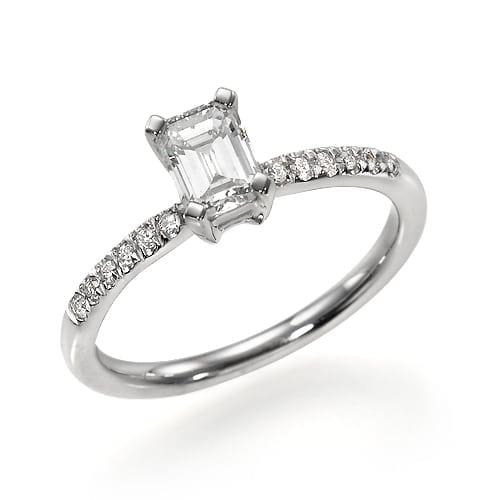 טבעת דגם Juliet