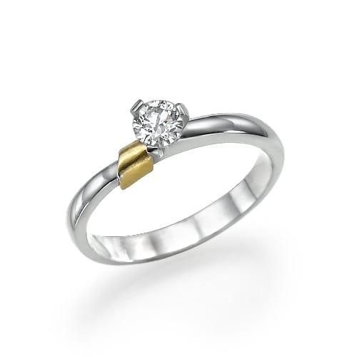 טבעת אירוסין דגם Kara