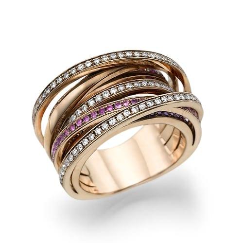 טבעת דגם LIRAZ