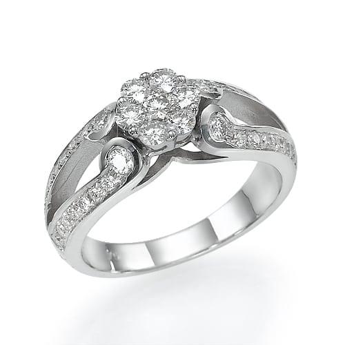 טבעת דגם Dolly