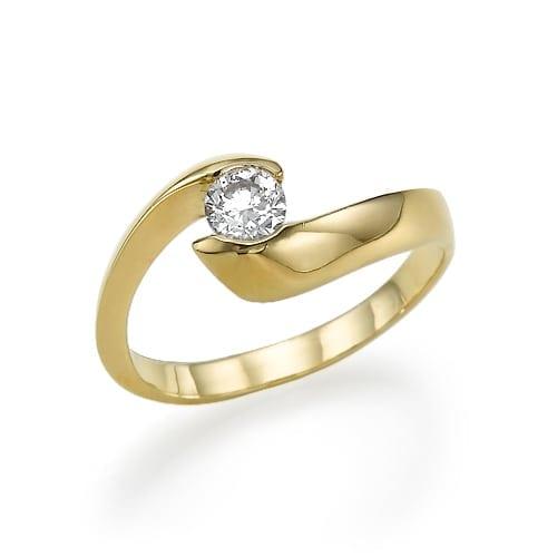 טבעת אירוסין דגם Marina