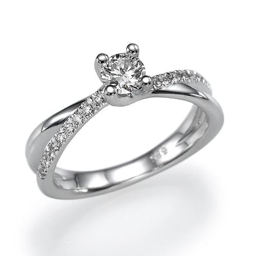 טבעת אירוסין דגם Hadar