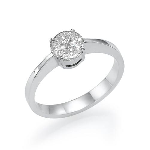 טבעת אירוסין דגם Margarita