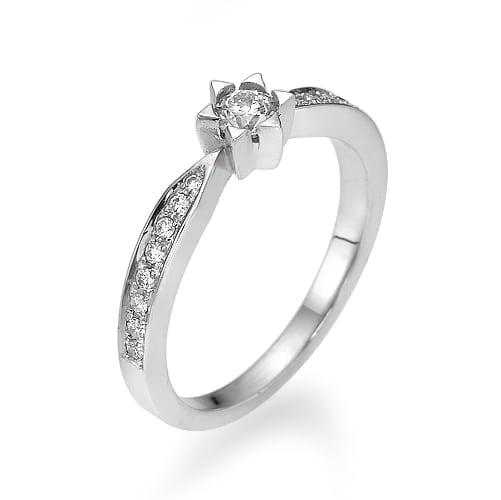 טבעת בעיצוב מגן דוד