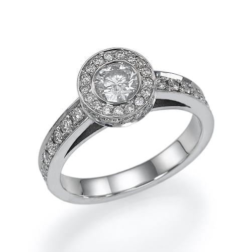 טבעת דגם Shachar