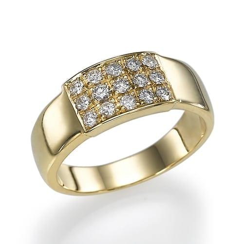טבעת דגם Eva