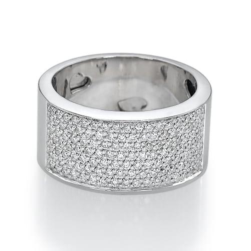 טבעת יהלומים דגם Dalia