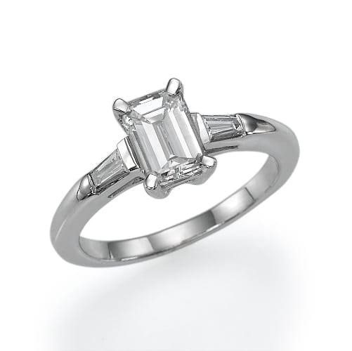 טבעת אירוסין דגם Sasha