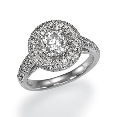 טבעת דגם Aya