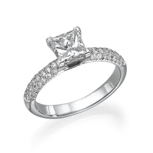 טבעת אירוסין דגם Elena