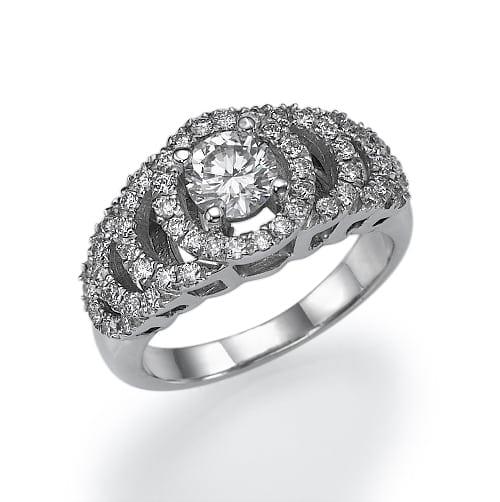 טבעת דגם Nir