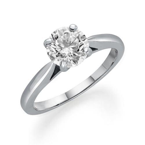 טבעת יהלום דגם Randy