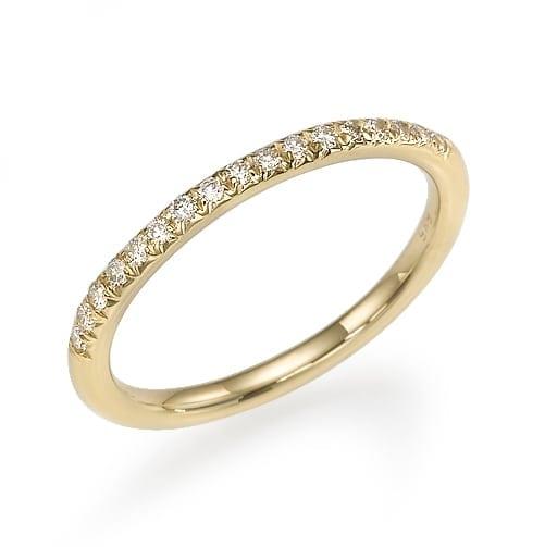 טבעת יהלומים דגם Dori