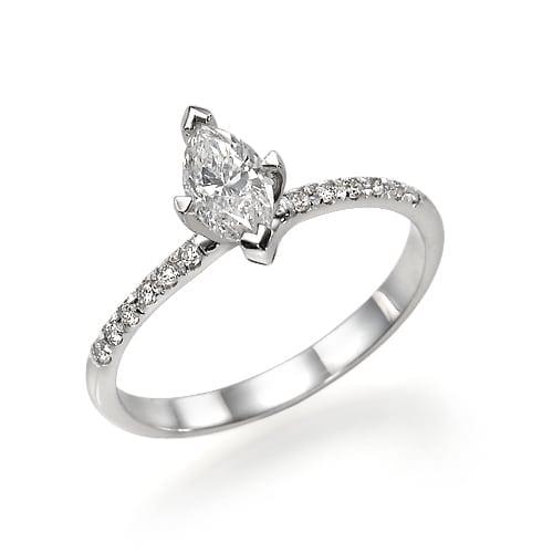 טבעת אירוסין דגם Sivan