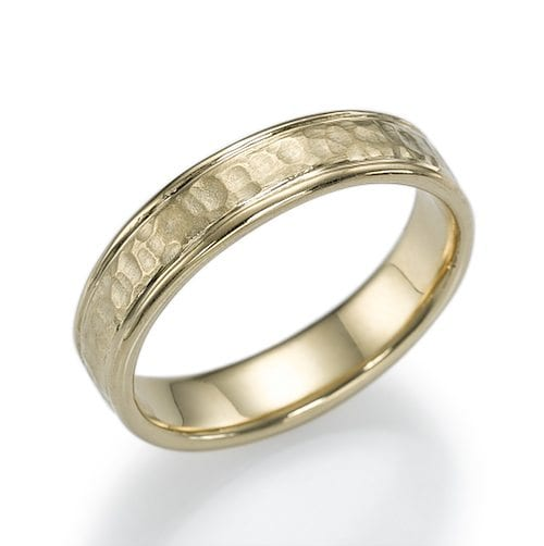 טבעת נישואין דגם Melissa