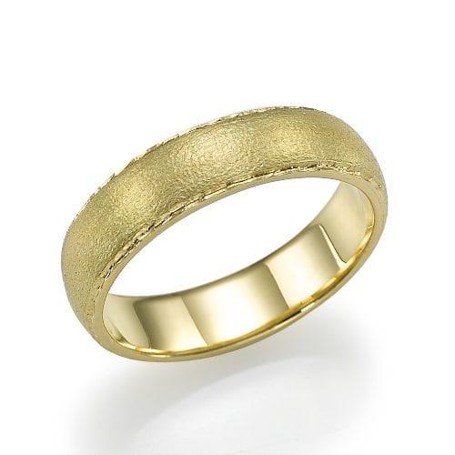 טבעת נישואין דגם Cala