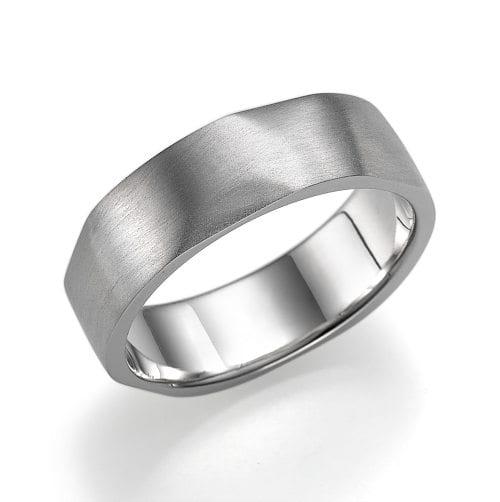 טבעת נישואין דגם Gilia