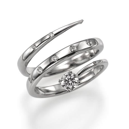 טבעת יהלומים דגם Kora ב-32% הנחה!!!