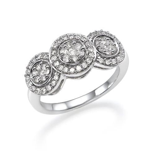 טבעת דגם Lotem