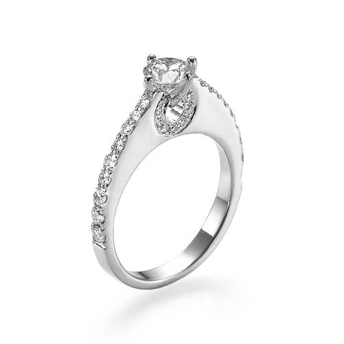 טבעת אירוסין דגם Noam
