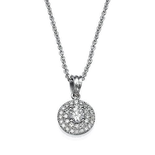 תליון יהלומים דגם Nati