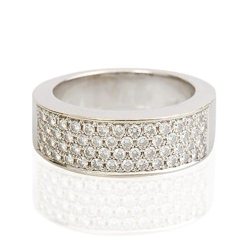 טבעת יהלומים דגם Ofri
