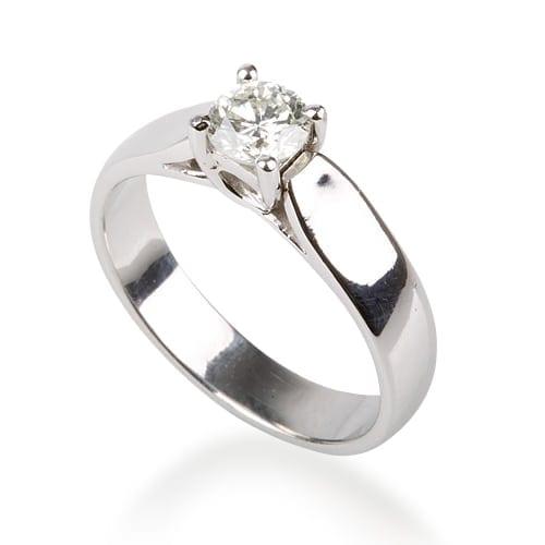 טבעת אירוסין דגם Kate