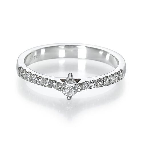 טבעת אירוסין דגם Monic