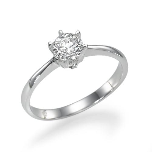 טבעת אירוסין דגם Hadas
