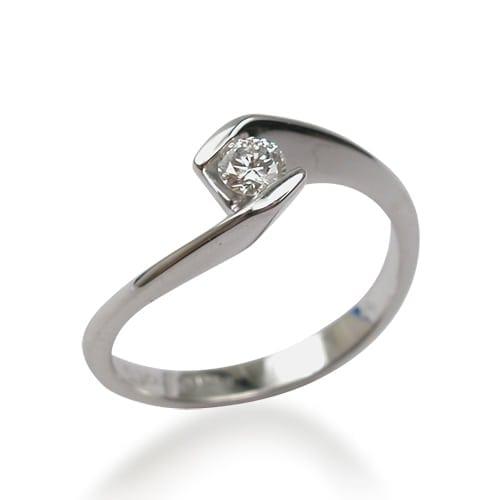 טבעת אירוסין דגם Cameron