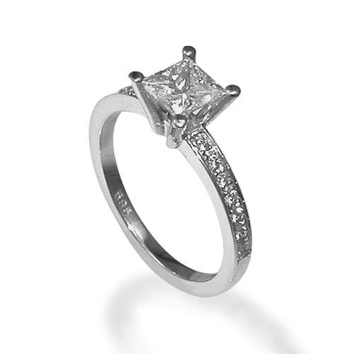 טבעת אירוסין דגם Milla