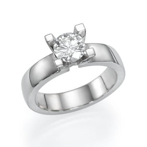 טבעת יהלומים דגם Valeria