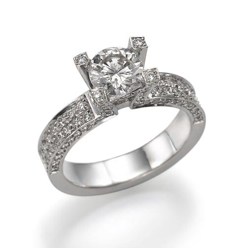טבעת דגם Valeria