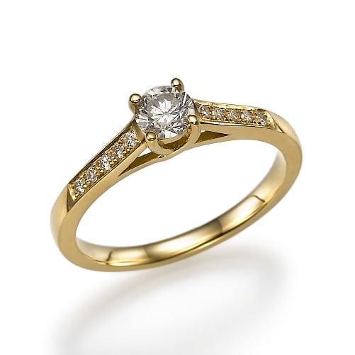 טבעת אירוסין דגם Moriel