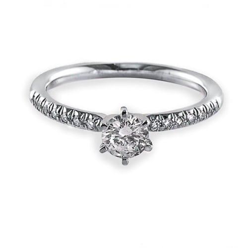 טבעת אירוסין דגם Noa