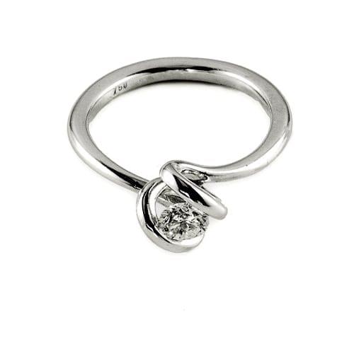 טבעת אירוסין דגם Avigail