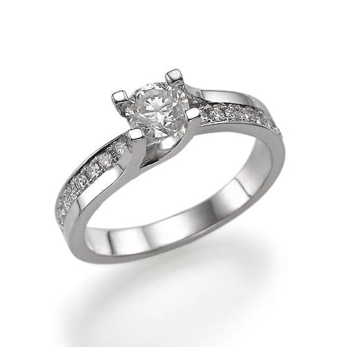 טבעת אירוסין דגם Yamit