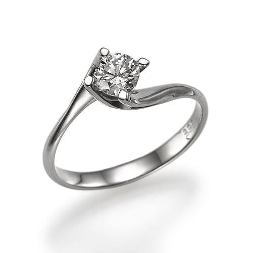 טבעת אירוסין דגם Yasmine