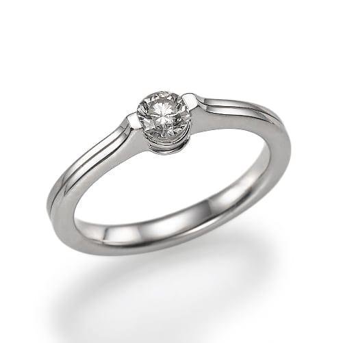 טבעת אירוסין דגם Joy