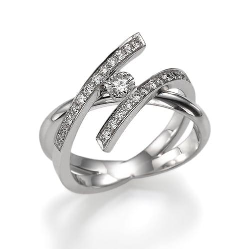 טבעת דגם Tianna