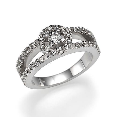 טבעת דגם Odelia