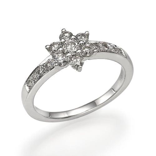 טבעת אירוסין דגם Zohara