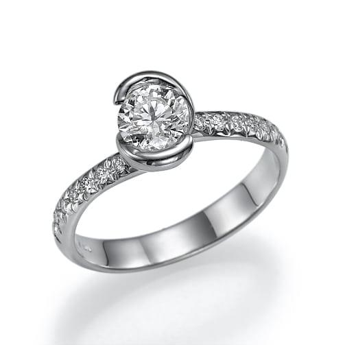 טבעת אירוסין דגם Talya