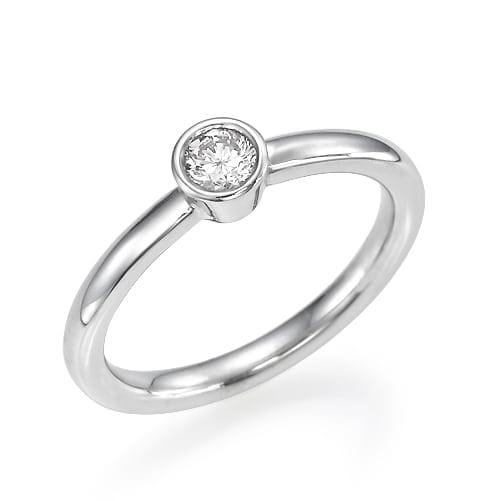 טבעת אירוסין דגם Denise
