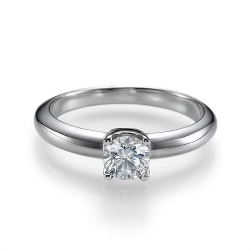 טבעת אירוסין דגם Celine