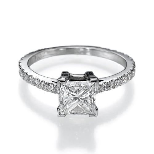 טבעת אירוסין דגם Naama