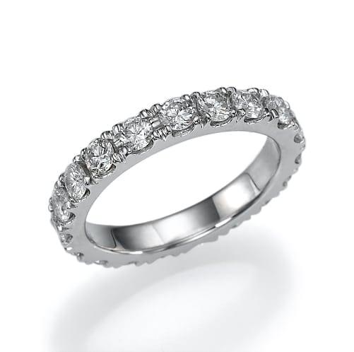 טבעת דגם Eternity