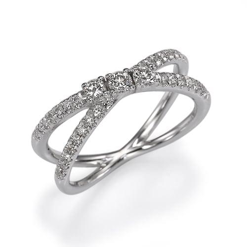 טבעת אירוסין דגם Rai