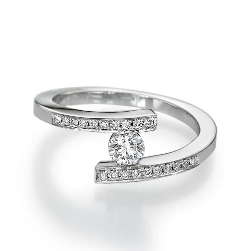 טבעת אירוסין דגם Tara