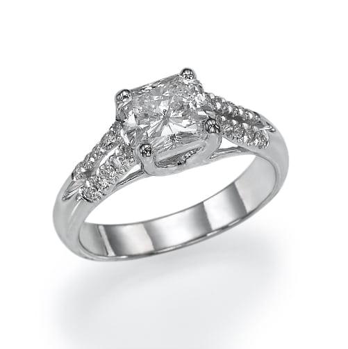 טבעת אירוסין דגם Tahira